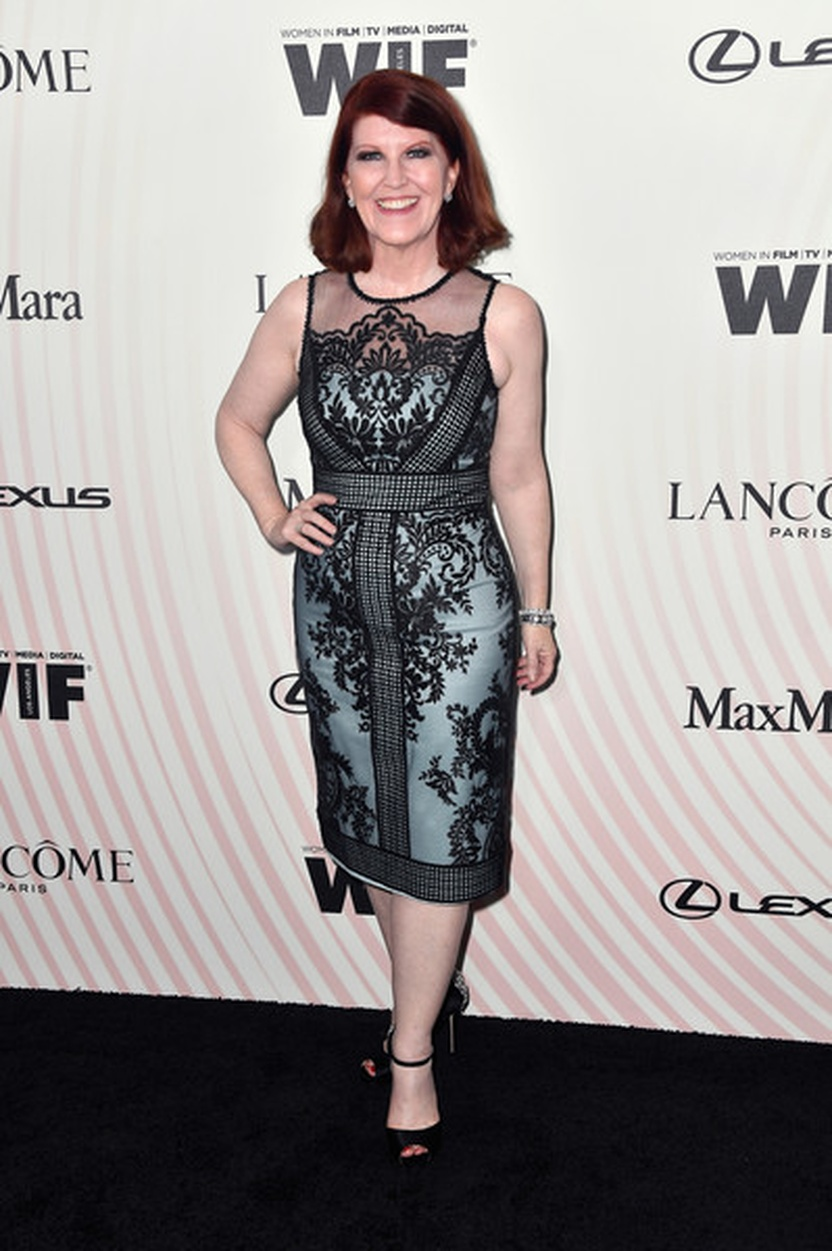 Kate Flannery Nude Photos 2